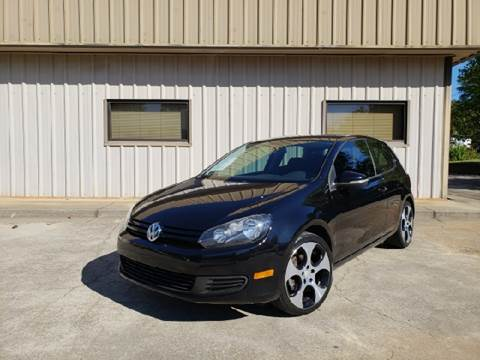 2011 Volkswagen Golf for sale at M & A Motors LLC in Marietta GA