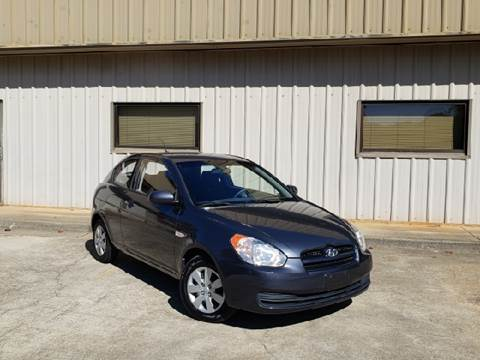 2011 Hyundai Accent for sale at M & A Motors LLC in Marietta GA