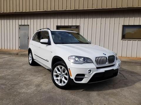 2013 BMW X5 for sale at M & A Motors LLC in Marietta GA