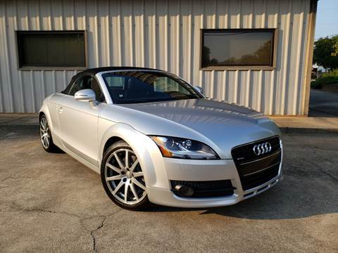2008 Audi TT for sale at M & A Motors LLC in Marietta GA