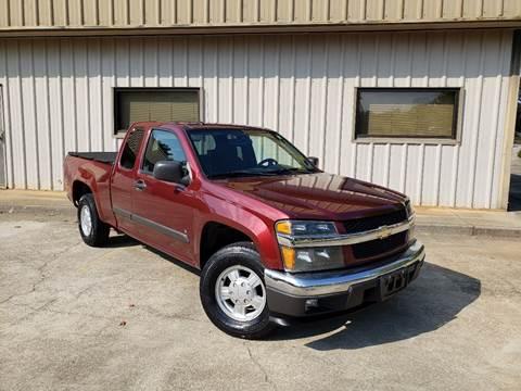2008 Chevrolet Colorado for sale at M & A Motors LLC in Marietta GA