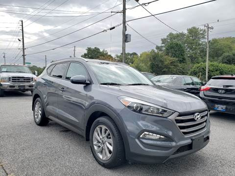 2016 Hyundai Tucson for sale at M & A Motors LLC in Marietta GA