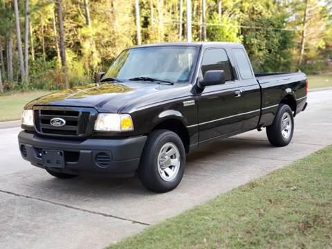 2011 Ford Ranger for sale at M & A Motors LLC in Marietta GA