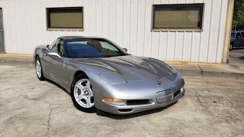 Corvette For Sale In Ga >> 1999 Chevrolet Corvette For Sale In Marietta Ga