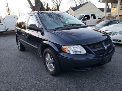 2003 Dodge Caravan for sale at M & A Motors LLC in Marietta GA