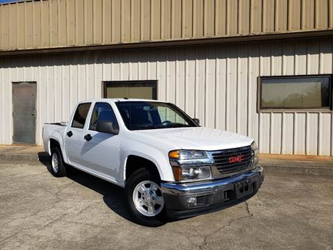 2008 GMC Canyon for sale at M & A Motors LLC in Marietta GA