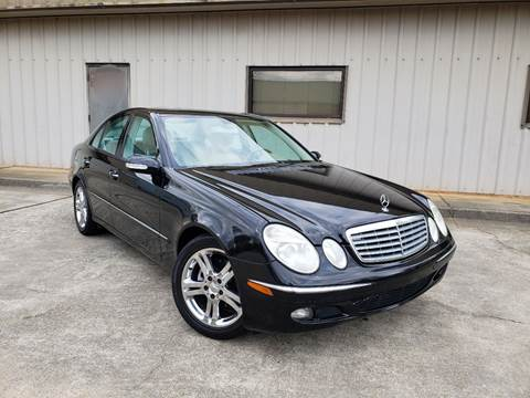 2006 Mercedes-Benz E-Class for sale at M & A Motors LLC in Marietta GA