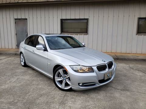 2009 BMW 3 Series for sale at M & A Motors LLC in Marietta GA