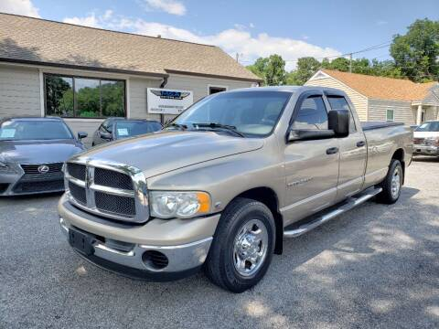 2004 Dodge Ram Pickup 2500 for sale at M & A Motors LLC in Marietta GA