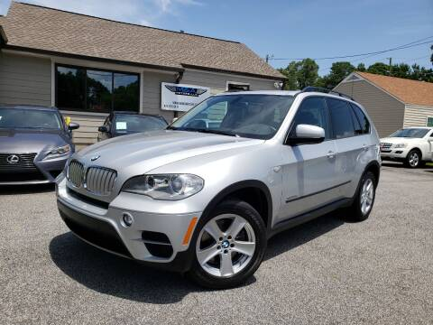 2012 BMW X5 for sale at M & A Motors LLC in Marietta GA