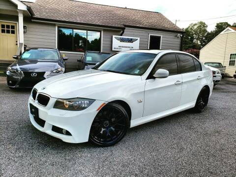 2010 BMW 3 Series for sale at M & A Motors LLC in Marietta GA