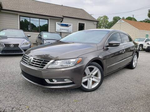 2013 Volkswagen CC for sale at M & A Motors LLC in Marietta GA