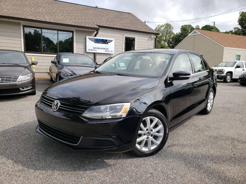2013 Volkswagen Jetta for sale at M & A Motors LLC in Marietta GA