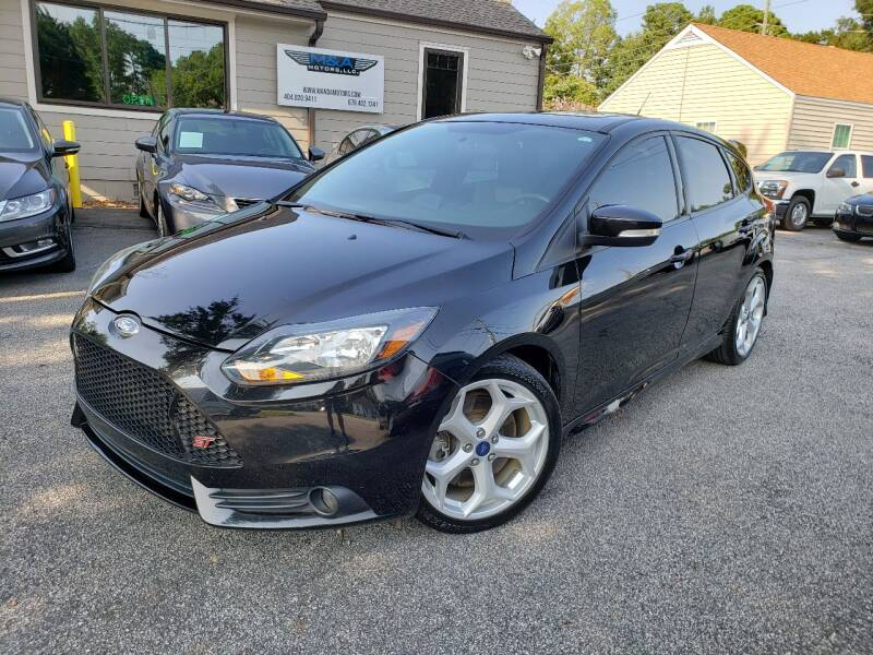 2014 Ford Focus for sale at M & A Motors LLC in Marietta GA