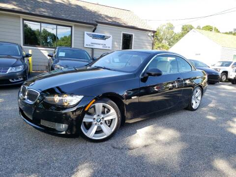 2007 BMW 3 Series for sale at M & A Motors LLC in Marietta GA