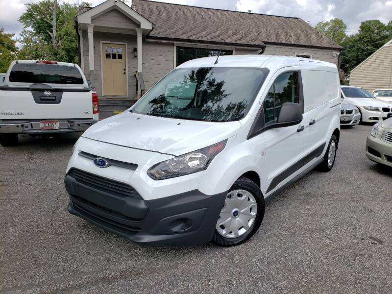 2016 Ford Transit Connect Cargo for sale at M & A Motors LLC in Marietta GA