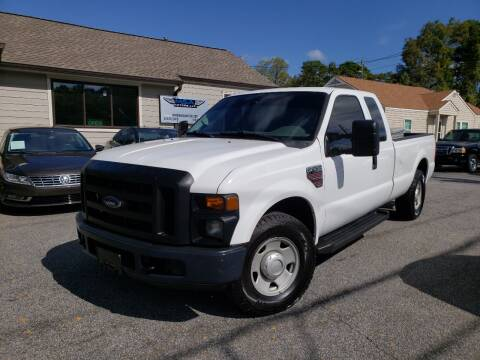 2008 Ford F-250 Super Duty for sale at M & A Motors LLC in Marietta GA