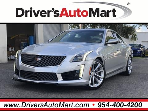 Used Cadillac Cts V For Sale >> Used Cadillac Cts V For Sale Carsforsale Com