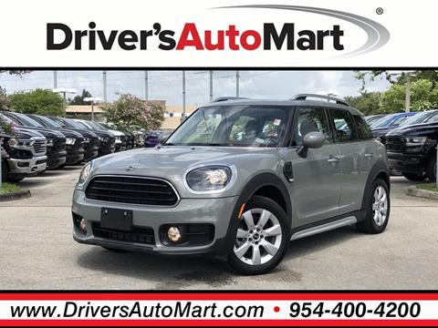 2019 MINI Countryman for sale in Davie, FL