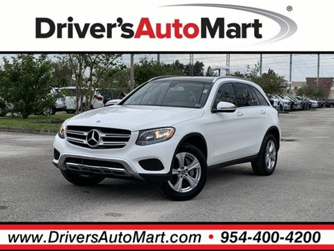 2018 Mercedes-Benz GLC for sale in Davie, FL