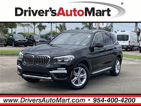 2019 BMW X3 for sale in Davie, FL