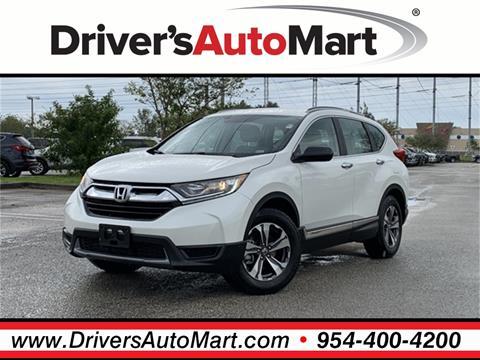 2018 Honda CR-V for sale in Davie, FL