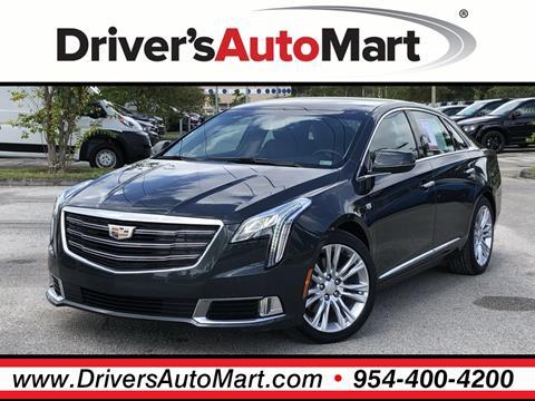 2018 Cadillac XTS for sale in Davie, FL