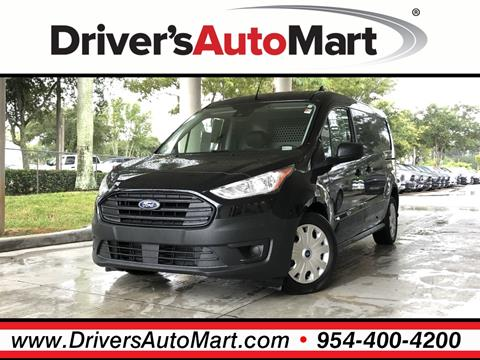 2019 Ford Transit Connect Cargo for sale in Davie, FL