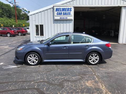 2014 Subaru Legacy for sale in Galesville, WI