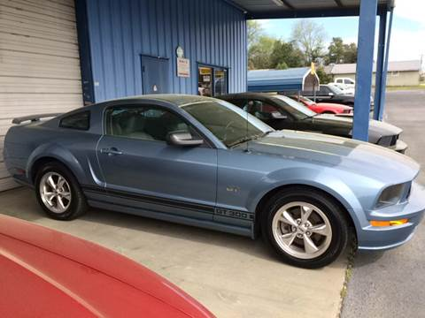 2005 Ford Mustang for sale at Mac's Auto Sales in Camden SC