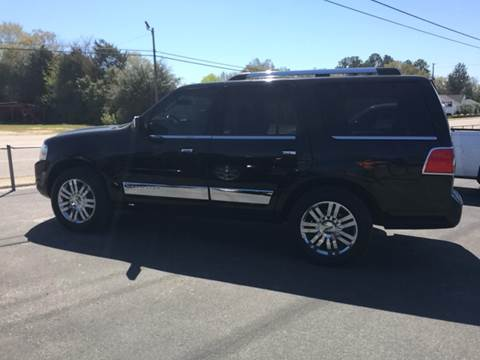 2007 Lincoln Navigator for sale at Mac's Auto Sales in Camden SC