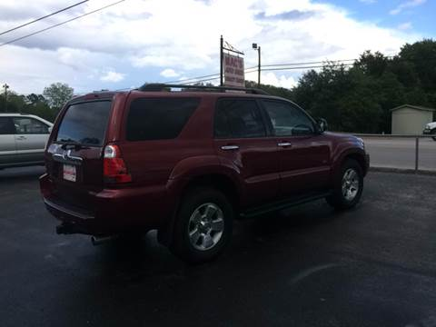 2006 Toyota 4Runner for sale at Mac's Auto Sales in Camden SC