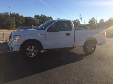 2010 Ford F-150 for sale at Mac's Auto Sales in Camden SC