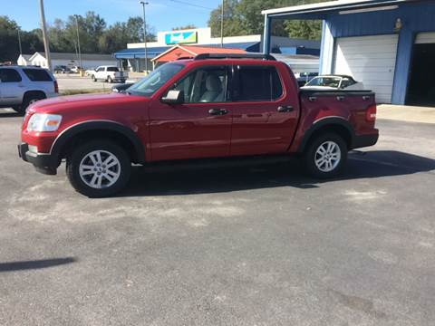 2010 Ford Explorer Sport Trac for sale at Mac's Auto Sales in Camden SC