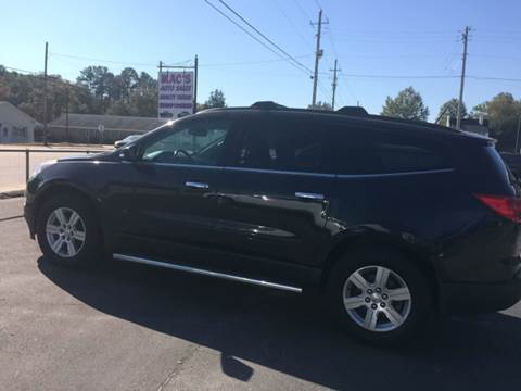 2011 Chevrolet Traverse for sale at Mac's Auto Sales in Camden SC