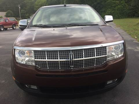2010 Lincoln MKX for sale at Mac's Auto Sales in Camden SC