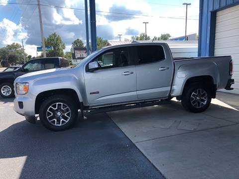 2015 GMC Canyon for sale in Camden, SC
