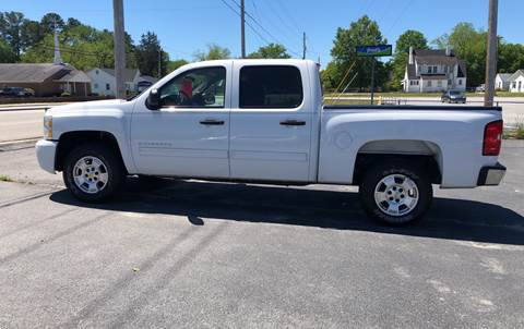 2011 Chevrolet Silverado 1500 for sale in Camden, SC