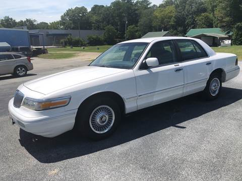 Car City Lugoff Sc >> 1997 Mercury Grand Marquis For Sale In Camden Sc