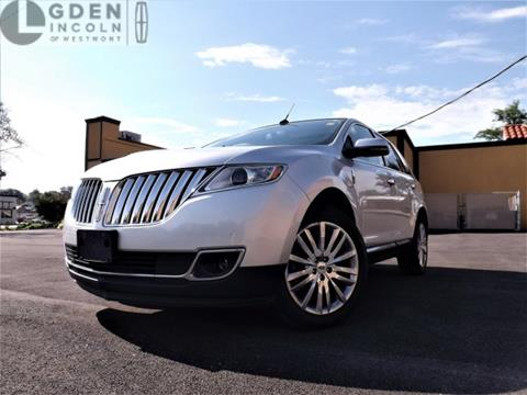 2012 Lincoln MKX for sale in Westmont, IL