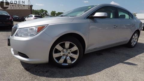 2013 Buick LaCrosse for sale in Westmont, IL