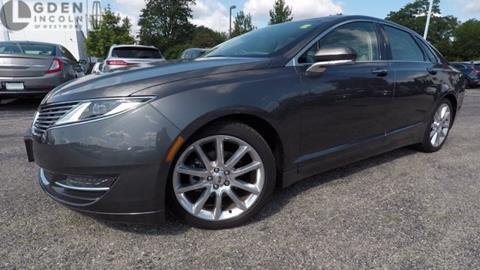 2016 Lincoln MKZ Hybrid for sale in Westmont, IL