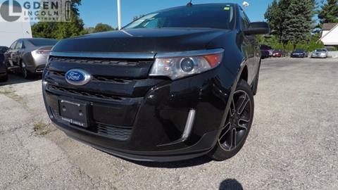 2013 Ford Edge for sale in Westmont, IL