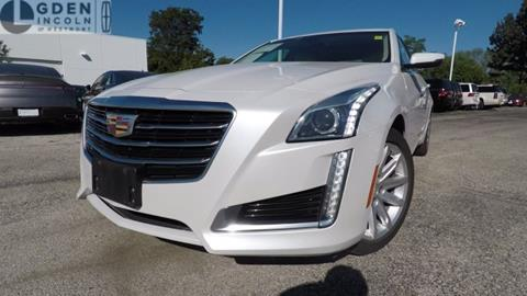 2015 Cadillac CTS for sale in Westmont, IL
