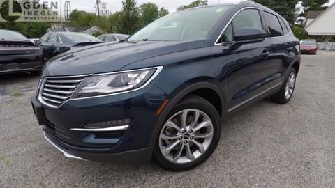 2017 Lincoln MKC for sale in Westmont, IL