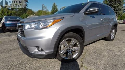 2016 Toyota Highlander for sale in Westmont, IL