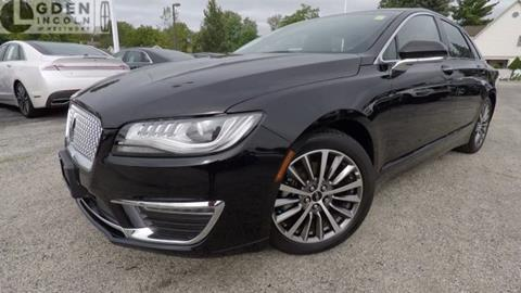 2017 Lincoln MKZ for sale in Westmont, IL