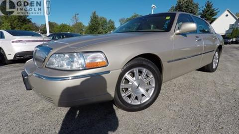 2010 Lincoln Town Car for sale in Westmont, IL