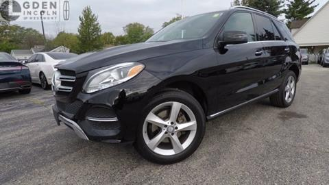 2017 Mercedes-Benz GLE for sale in Westmont, IL