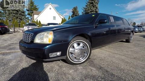 2003 Cadillac Deville Professional for sale in Westmont, IL